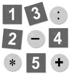 allenamento_5 numeri